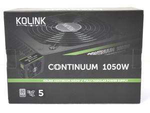 Kolink Continuum 1050W