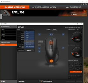 SteelSeries Rival 500 und Rival 700