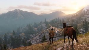 Screenshots zu Red Dead Redemption 2