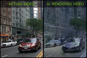 NVIDIA will 3D-Welten durch AI erzeugen lassen