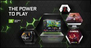 NVIDIA GeForce Now Spiele NVIDIA GeForce Now Spiele