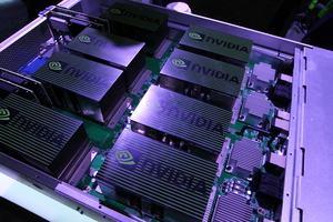NVIDIA HPC Cluster