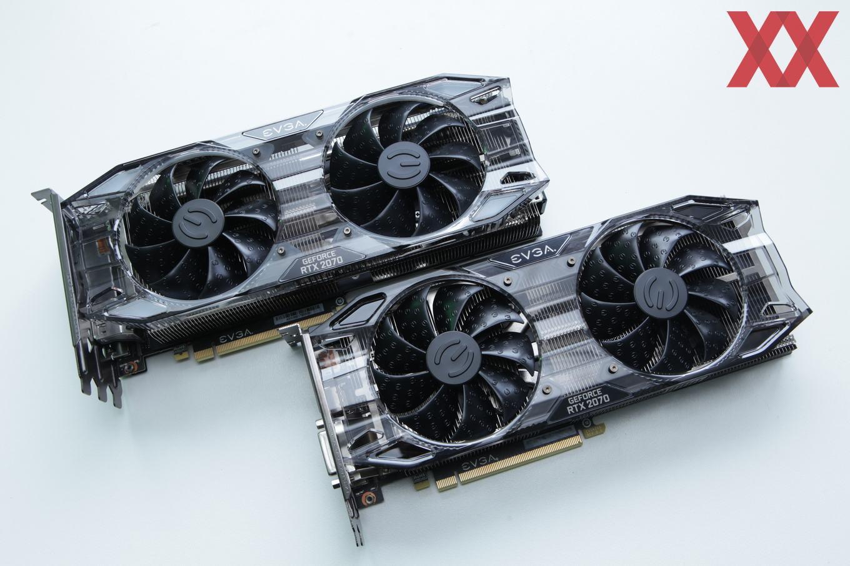 Тест и обзор: EVGA GeForce RTX 2070 Black GAMING и GeForce RTX 2070