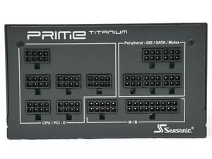 Seasonic PRIME Ultra 750W Titanium