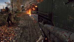 Battlefield V - DXR Mittel