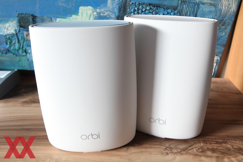 Тест и обзор: Netgear Orbi – расширение домашней WLAN
