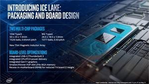 Intel Ice Lake CPUs