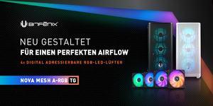 BitFenix Nova Mesh TG A-RGB
