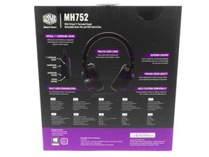 Cooler Master MH752 - Verpackung