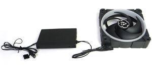Arctic BioniX P120 A-RGB und A-RGB Controller