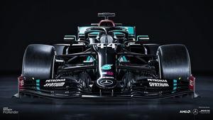 Mercedes-AMG F1 W11 EQ Performance