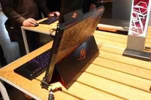 ASUS ROG Mothership in New York