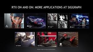 Pressdeck zum NVIDIA-RTX-Studio-Update