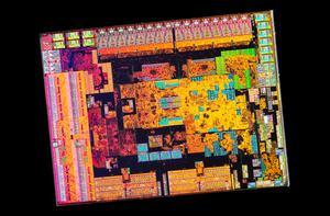 Die-Shots des IOD eines Ryzen-Prozessors