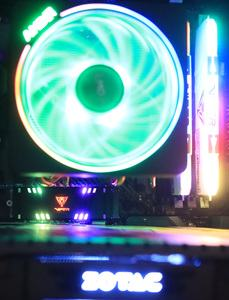 Review Patriot Viper VPR100 RGB NVMe SSD