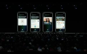 Apple Keynote WWDC 2018 - iOS 12