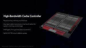 AMD Vega Tech Day Vega-Architektur Pressdeck