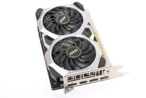MSI GeForce GTX 1660 Ventus OC im Test