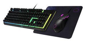 Cooler Master MS112 Tastatur Maus Mauspad Kombo
