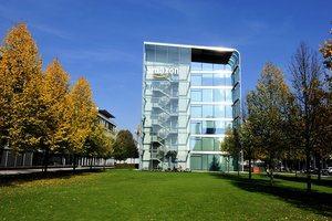 Amazon-Standort in München Schwabing-Nord