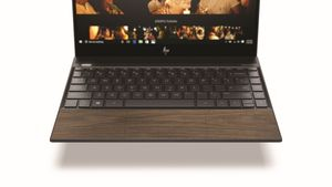 HP ENVY Wood