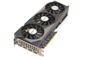Gigabyte GeForce RTX 3070 Gaming OC 8G im Test