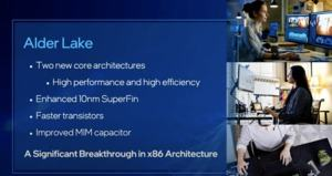 Intel Computex 2021 Alder Lake