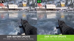 NVIDIA und DICE verbessern DXR-Leistung in Battlefield V