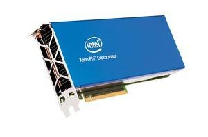 Intel Xeon-Phi GPU-Beschleuniger auf Basis der Larabee-Architektur