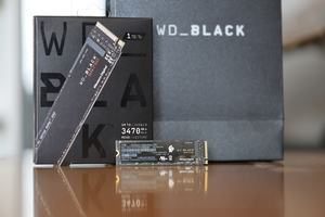 Western Digital WD_Black SN750 NVMe SSD
