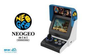 SNK Neo Geo Mini