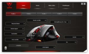 Patriot Viper V560 - Software