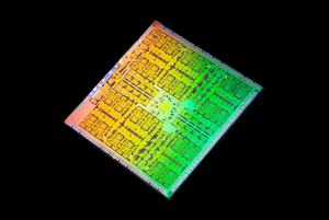 Die-Shots der GM200-GPU von NVIDIA