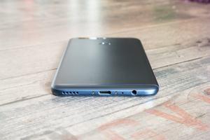 Wie bei Huawei: Das Honor 8 Pro bietet USB Typ-C, allerdings nur mit USB 2.0 dahinter