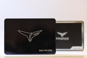 Review TeamGroup T-Force Delta Max 500 GB