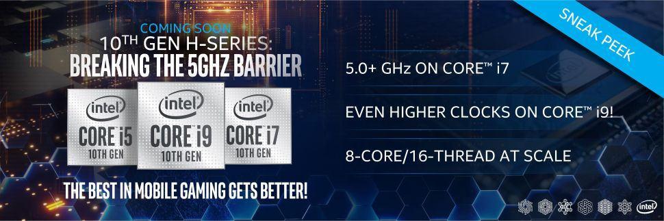 Intel CES 2020 Performance Workshop