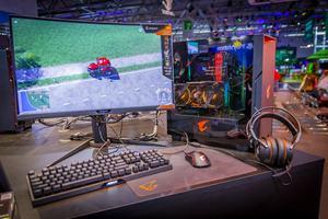 Aorus auf der Gamescom 2019