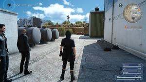 Final Fantasy XV - DLSS