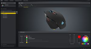 Corsair Harpoon RGB Wireless, Ironclaw RGB und M65 RGB Elite