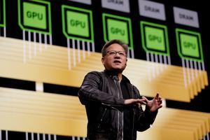 NVIDIA GTC Keynote