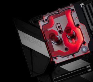 EKWB RoG Crosshair VIII Hero D-RGB Monoblock