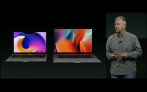 Apple-Keynote zum neuen MacBook Pro (2016)