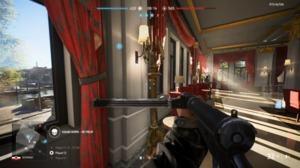 Screenshots aus der RTX-Alpha von Battlefield V