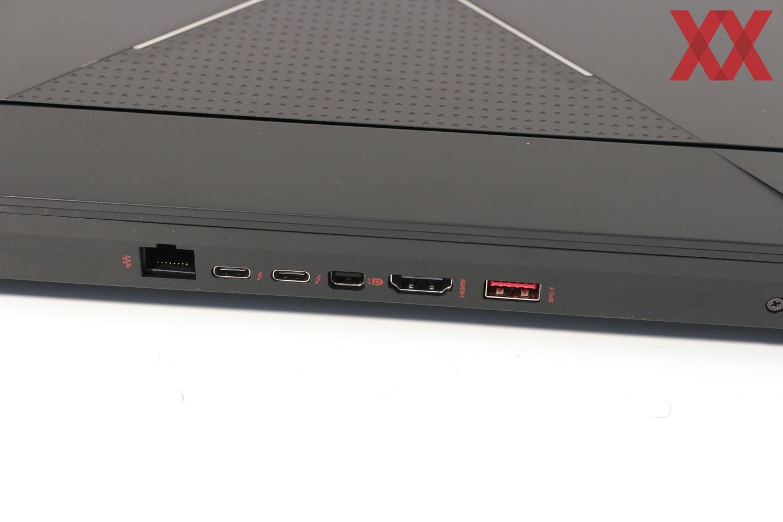 Тест и обзор: HP Omen X 17 - мощный игровой ноутбук с GeForce GTX
