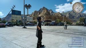 Screenshots aus Final Fantasy XV