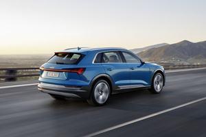 Audi e-tron (Bild: Audi)