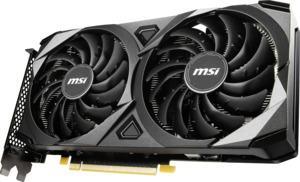 MSI GeForce RTX 3060 Ventus 2X