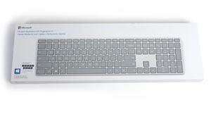 Microsoft Modern Keyboard mit Fingerabdruck-ID