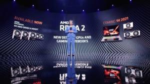AMD CES 2021: Navi 2 GPUs