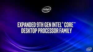 Intel 9th Gen Core Prozessoren